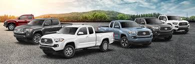 2019 Toyota Tacoma Trims Explained Toyota Of Smithfield