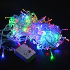 Rgb Outdoor Christmas Lights 220v Eu 110v Us Plug Rgb Led Strip Light 10m Waterproof