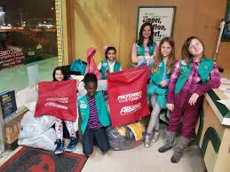 Girl Scouts Of The Colonial Coast Blog Community Service Projects