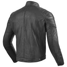 revit stewart air jacket motorcycle perforated leather jacket