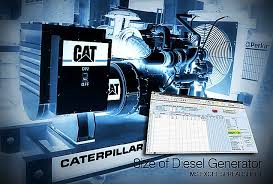Generator Calculation Chart Calculate Size Of Diesel Generator