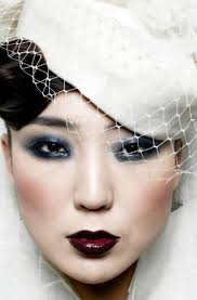haute couture makeup