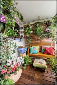 balcony gardens. Beautiful Apartment Balcony Decor Isn\u0027t Complete Without Gorgeous Flowers And Plants. Gardens L
