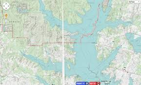 Lake Conroe Nautical Chart Lake Conroe Depth Map Related Keywords Suggestions Lake