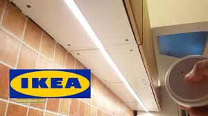 Image Strip Ikea Kitchen Lighting Omlopp How To Install Countertop Led Light Pinterest Ikea Kitchen Lighting Omlopp How To Install Countertop Led Light