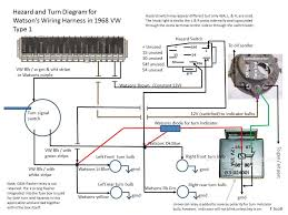 prong flasher wiring diagram image wiring diagram thesamba com beetle late model super 1968 up view topic on 2 prong flasher wiring diagram