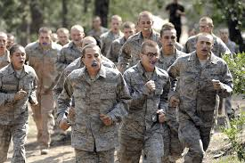 air force academy basic training promotions