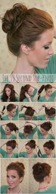 5 Minute Hairstyles For Girls Best 25 Thick Hair Hairstyles Ideas On Pinterest Haircut For