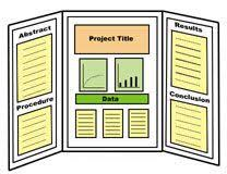 examples of poster board projects good cholesterol foods nursing school science fair projects
