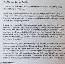 forgiveness of a car crash widow killer driver spared jail as  letter