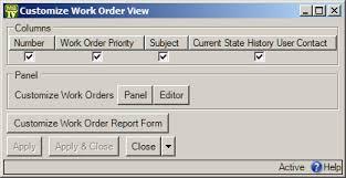 Mainboss Advanced 4 1 Operating Reference Manual Form Customization