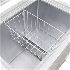 wire freezer baskets