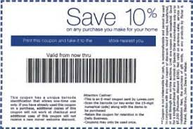 Lowes Coupons Printable Lowes 10 Off Coupons In 2019
