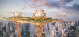 """Résultat de recherche d'images pour """"ville futuriste idéale"""""""