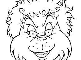 Coloring Pages Grinch Coloring Pages Free Printable Awesome Movie