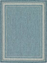 modern thin plain area rug contemporary border carper small large outdoor for