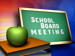 Image result for school board agenda image