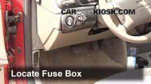 headlight change ford contour ford contour lx  1995 2000 ford contour interior fuse check