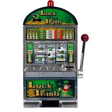 Vending Machine Bank Cool Luck Of The Irish 48 Slot Machine Bank Walmart