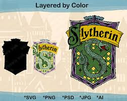 Scalable vector graphics (svg) is the one kind of image format that will scale without losing its quality, although not infinitely. Slytherin Svg Etsy