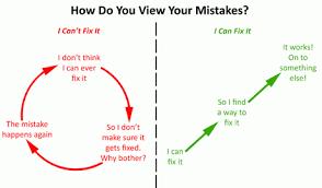 teaching students to embrace mistakes edutopia a fresh take on mistakes
