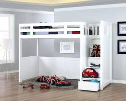 single loft bed with desk new super single storage loft bed lofts storage and bunk bed
