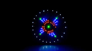 How To Make Led Design Board How To Make A Led Illumination Design Board At Home 10 Different Effects