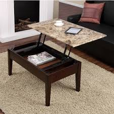 Modern Marble Coffee Table Modern Faux Marble Coffee Table Lift Top With Construction Of