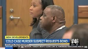Murder suspect in 1997 cold case asks judge for bond   News   cbs46.com