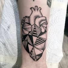 50 Geometrických Tetování Tetování Pro Muže Symetrické Nápady