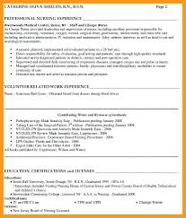 Lpn Resume Templates Beauteous Lpn Resume Sample Template Unique Full Size Of To Ideas How Make