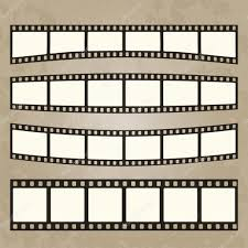 Film Template For Photos Template Film Roll Stock Vector Liubou 104070306