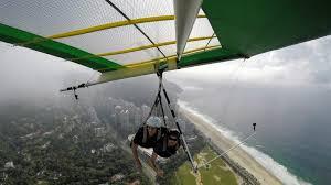 rio de janeiro hang gliding just fly