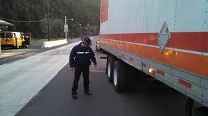 the oregon state police is responsible for most of the truck inspections performed by law enforcement within the state of oregon truck drivers account for