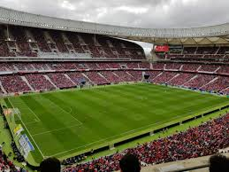 Haz tu selección entre imágenes explora 121.109 fotografías e imágenes de stock sobre atletico madrid stadium o realiza una nueva búsqueda para encontrar más fotografías e. Wanda Metropolitano Atletico Madrid Madrid The Stadium Guide