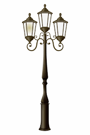 Old Fashioned Street Lights Light Street Lighting Lights City Free Frame Clipart Old