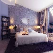 Romantic Bedroom Design Bedroom Excellent Romantic Bedroom Design With Purple Abstract