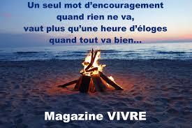 Citations Magazine Vivre