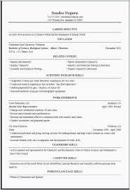 Stony Brook Career Center Sample Resume Inspirational Career Center