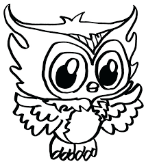 Easy Cute Coloring Pages Of Animals Printable Anim Billtab