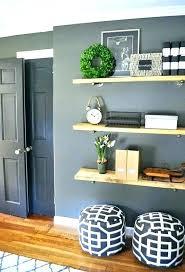 office floating shelves. Office Floating Shelves Ideas  Living Room Best Shelf Decor On Office Floating Shelves O