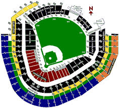 Braves Tickets Seating Chart Turner Field Seating Chart Game Information