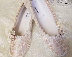 champagne wedding flats shoes lace vintage modern inspired Modern Wedding Flats champagne ivory wedding flats shoes lace vintage modern inspired, old hollywood, great gatsby style modern wedding shoes