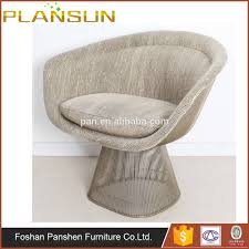 platner furniture. Replica Designer Furniture Warren Platner Wire Easy Chair Fully Upholstered In Fabric - Buy Chair,Warren Chair,Platner