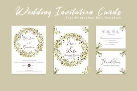 001 Template Ideas Wedding Invitation Card Format Templates