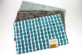 nobility latex backed bath rugs