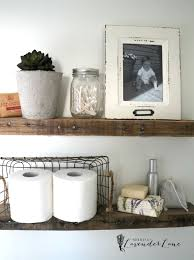 full size of lighting outstanding wooden bathroom shelves 3 diy rustic seeking lavendar lane extraordinary wooden