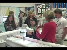 Handi Quilter Gives HQ18 Avante to Council, Idaho School - YouTube & Handi Quilter Gives HQ18 Avante to Council, Idaho School Adamdwight.com