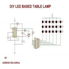 desk lamp wiring diagram desk image wiring diagram diy table lamp engineersgarage on desk lamp wiring diagram