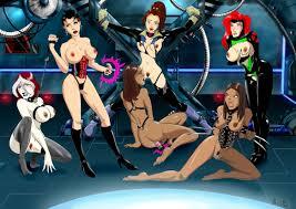 X man anime porn